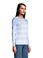 Women's Fine Gauge Cotton Crew Neck Jumper