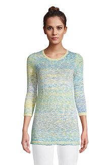 Pullover aus Baumwollmix für Damen