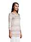 Women's Petite Cotton Blend Boatneck Sweater