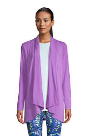 Women's Moisture Wicking UPF Sun Long Sleeve Cardigan