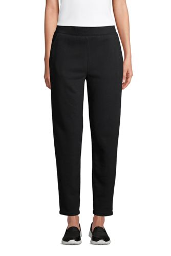 Women's Terry Ankle Joggers