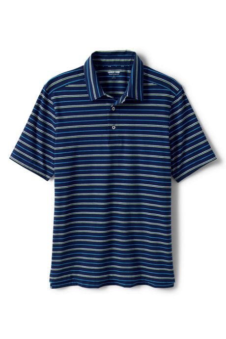 Men's Big and Tall Traditional Fit Performance Polo