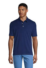 Men's Tall Traditional Fit Performance Polo