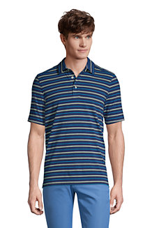 Men's Performance Polo Shirt, Traditional Fit