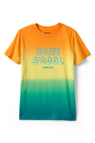 Kids Graphic Tie Dye Tee