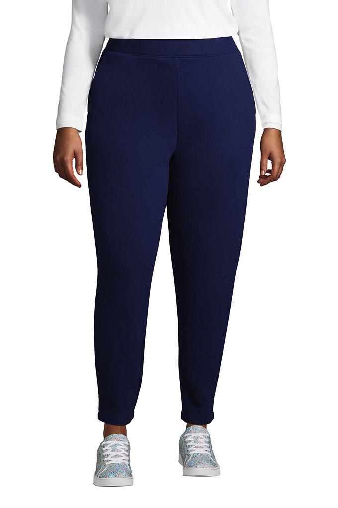 Women's Plus Size Serious Sweats Ankle Sweatpants
