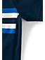 メンズ・AG+ラグビー・ポロ/ストライプ/半袖