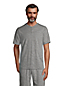 Kurzärmeliges Komfort-Henley-Shirt für Herren im Classic Fit