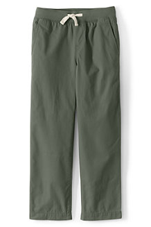 Boys Iron Knees Pull On Trousers