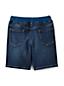 Jeansshorts mit Dehnbund für Jungen