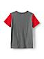 T-Shirt à Manches Courtes en Jersey Flammé, Garçon