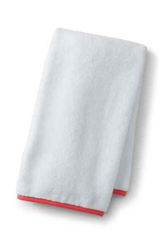 Essential Cotton Banded Hand Towel
