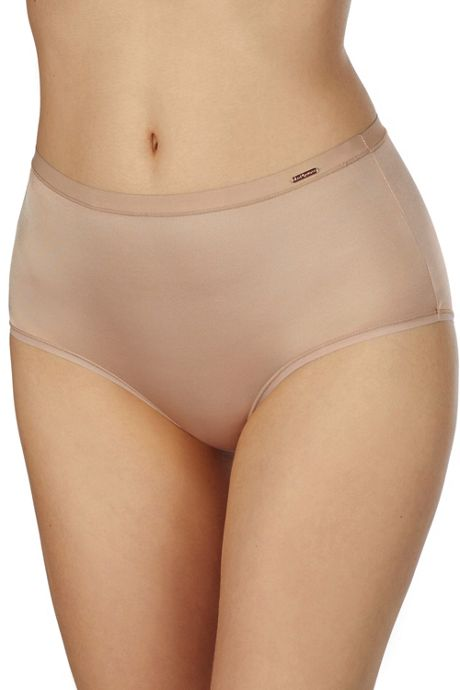 Le Mystere Women's Infinite Comfort Brief Underwear