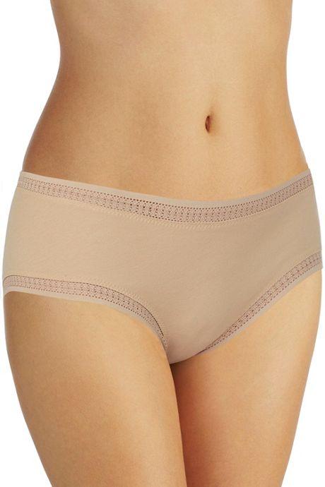 On Gossamer Women's Cotton Hip Boyshort Underwear