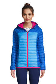 Women's Petite Recycled ThermoPlume Hooded Jacket