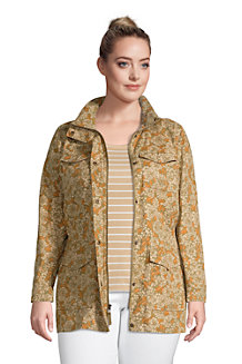 Women's Cotton Hooded Jacket