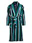 Robe de Chambre à Motifs, Homme Stature Standard