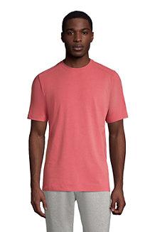 T-Shirt Performance Manches Courtes, Homme