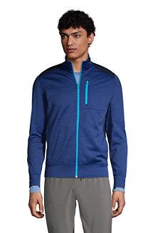Men's Performance Full Zip Fleece Jacket