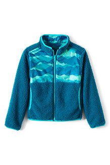 Kids' Reversible Fleece Jacket