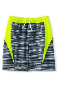2 Boys HUSKY MED 10 12 Old Navy Lands End Quick Dry Stretch Shorts Swim Trunks