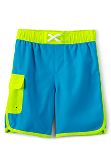Boys' Cargo Swim Shorts