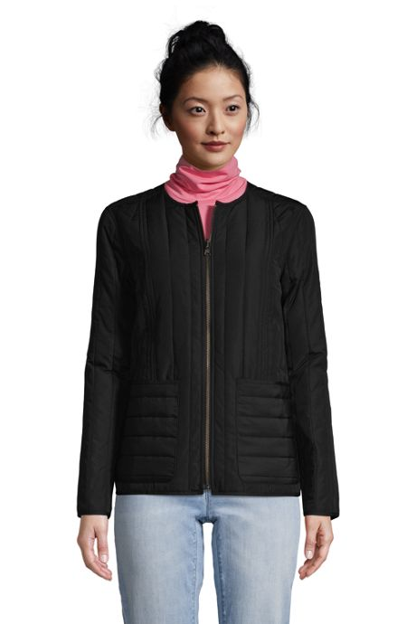 Women's Recycled Reversible Insulated Jacket