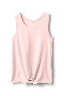 Girls' Knot Front Performance Vest