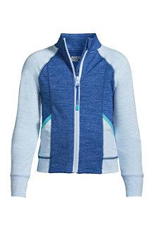 Girls' Active Zip Jacket