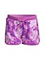 Girls' Pattern French Terry Short