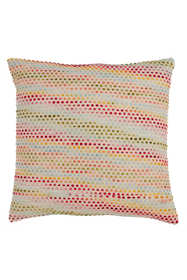 Saro Lifestyle Multi Color Design Decorative Throw Pillow