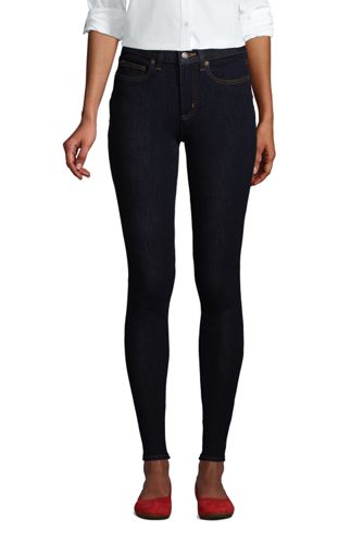 Jean Legging Stretch Taille Haute, Femme Grande Taille