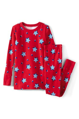 Kids' Snug Fit Pyjama Set