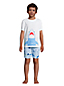 Boys' Graphic Pyjama Shorts Set