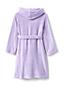 Robe de Chambre en Polaire à Capuche, Enfant