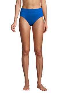 High Waist-Bikinihose CHLORRESISTENT für Damen