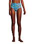 Women's Chlorine Resistant Control High Waist Bikini Bottoms