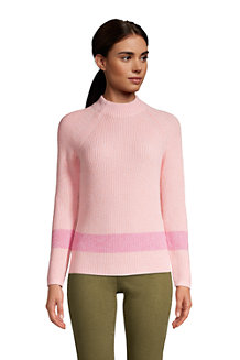 Women's Drifter Long Sleeve Shaker Polo Neck