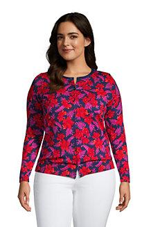 Women's Supima Long Sleeve Cardigan