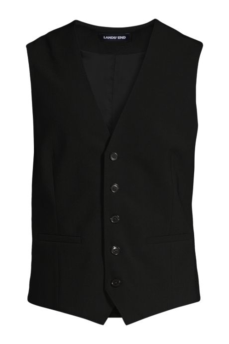 Men's Washable Wool Vest