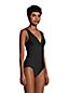 Control Badeanzug mit Knotendesign CHLORRESISTENT für Damen in Plus-Größe