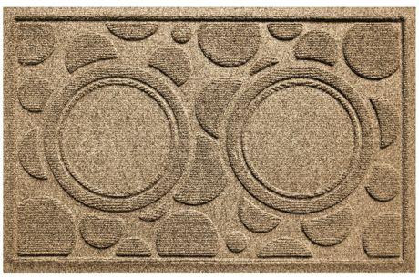 Bungalow Flooring Waterblock Dots Dog Bowl Mat