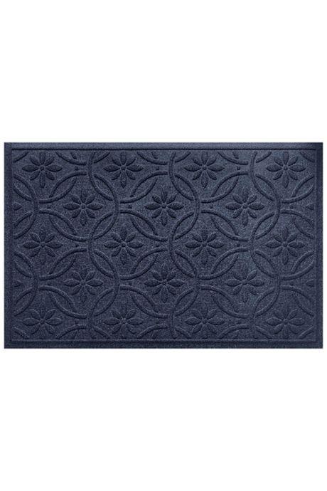 Bungalow Flooring Waterblock Doormat Daisy Circles