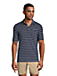 Men's Slub Jersey Polo Shirt