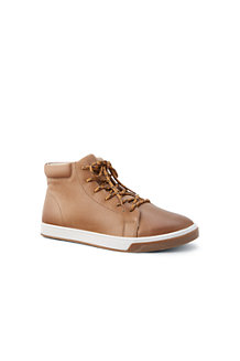 Men's Leather Trainer Boots