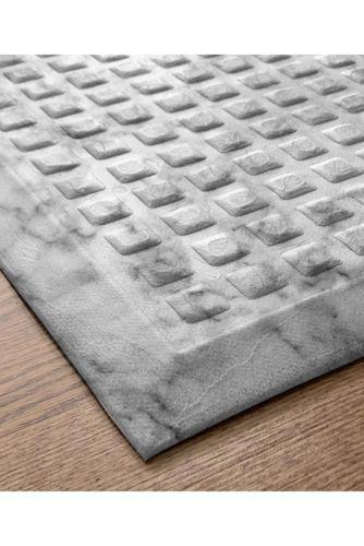 Bungalow Flooring Comfort Tread Marble Floor Mat