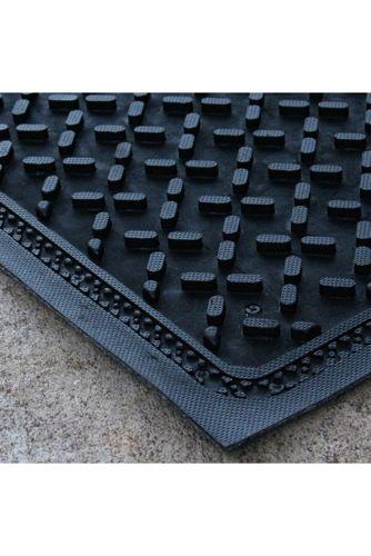 Bungalow Flooring Comfort Tread Squares Floor Mat