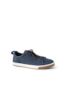 Men's Leather/Suede Trainers