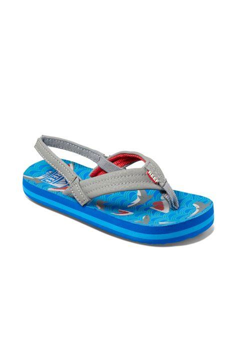 Little Boys Reef Ahi Sandals