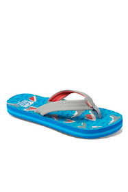 Boys Reef Kids Ahi Sandals